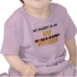 OIF Vet Daddy Tshirts