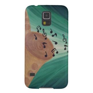Oiga la música II Fundas De Galaxy S5