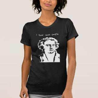 Oigo a la gente muerta - Beethoven Tshirts