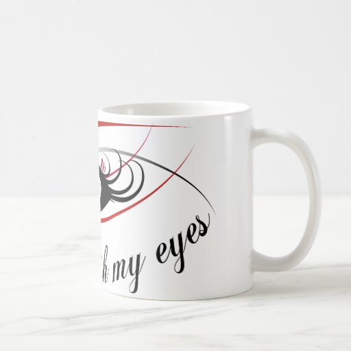Oigo con mi taza de los ojos