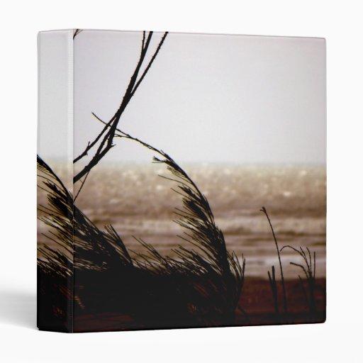 Oigo el viento/el paisaje marino inspirado