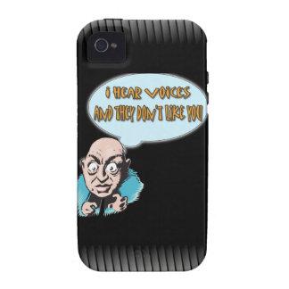 OIGO VOCES iPhone 4 FUNDAS