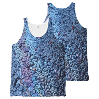 Oil #1 All-Over-Print tank top
