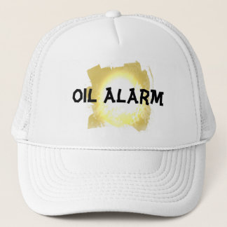 Oil Alarm Trucker Hat