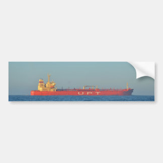 Oil And Chemical Tanker Bumper Sticker