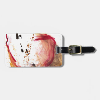 Oil and Water #42 Luggage Tag