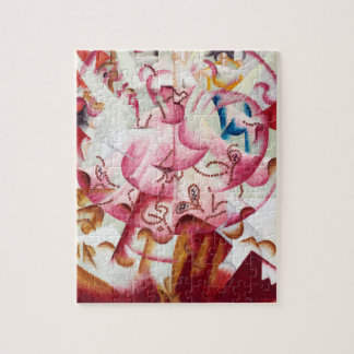 Oil / Canvas Painting Gino Severini Puzzle