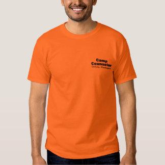 Oil City, Washington Camp Counselor Shirt