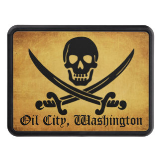 Oil City, Washington Pirate Hitch Cover