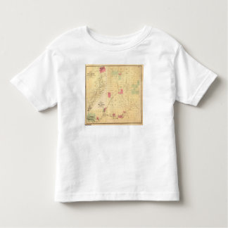 Oil Creek branches Toddler T-shirt