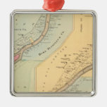Oil Creek Crawford County and Venango County Pa Ornament