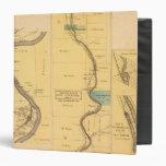 Oil Creek Pennsylvania Atlas Map Binders