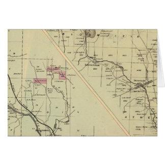 Oil Creek, TitusvilleOil Creek Lake Greeting Card