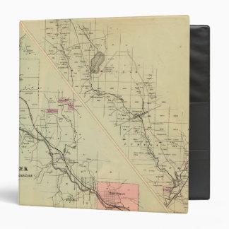 Oil Creek, TitusvilleOil Creek Lake Vinyl Binder