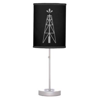 Oil Derrick   Table Lamp