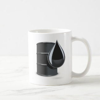 Oil Drum Coffee Mug