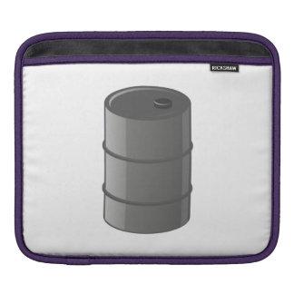 Oil Drum iPad Sleeve
