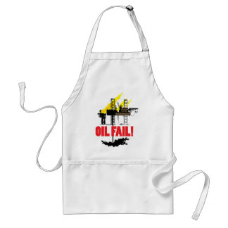 Oil Fail Adult Apron