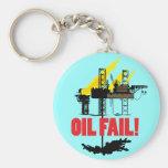 Oil Fail Keychain