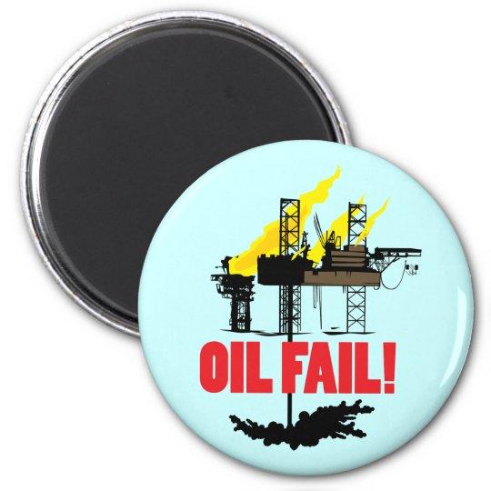 Oil Fail Magnet
