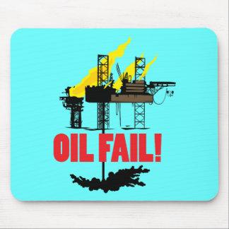 Oil Fail Mouse Pads
