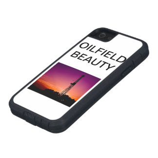 Oil Field Beauty Phone Case iPhone 5 Case