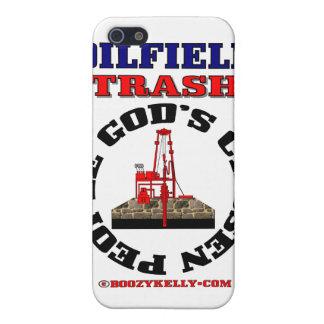 Oil Field Trash,God's Chosen People,Speck Case iPhone 5 Cases