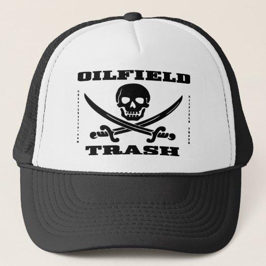 Enjoy White Trash Hat Cap Enjoi