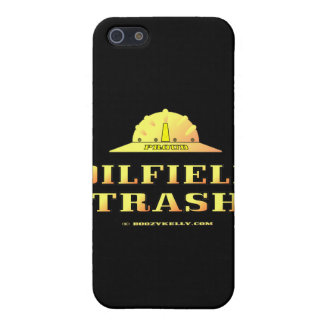 Oil Field Trash,iPhone Case,Oil Patch Gift,Rig iPhone 5 Cover