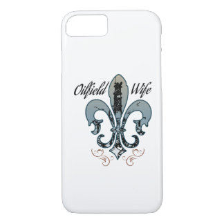 Oil Field wife phone case