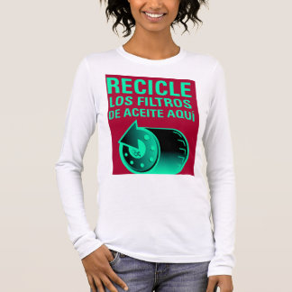 OIL FILTER LONG SLEEVE T-Shirt