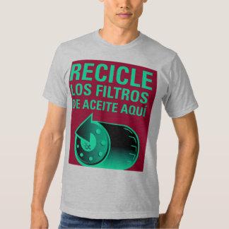 OIL FILTER T-Shirt