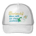 Oil Gas humor Hat