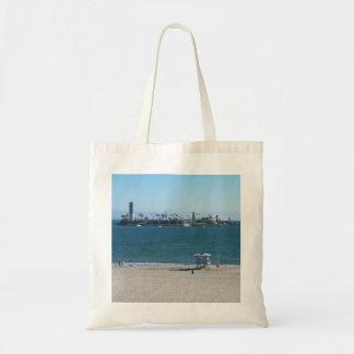 Oil Island Budget Tote Bag