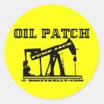 Oil Jack,Beam Pump,Oil Field Sticker,Oil,Present