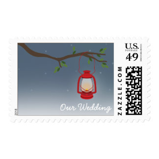 Oil Lantern Outdoor / Camping Evening Wedding Postage