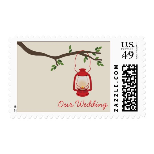 Oil Lantern Outdoor / Camping Wedding Postage