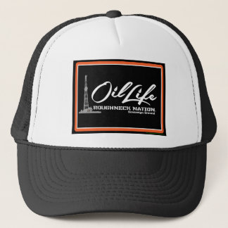 OIL LIFE Original Copyright Trucker Hat