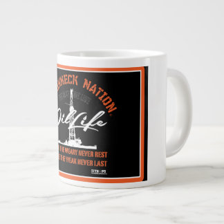 OIL LIFE Original Giant Coffee Mug