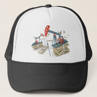 Oil Man Strategies for Success Trucker Hat