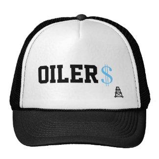 Oil Money Mesh Hats
