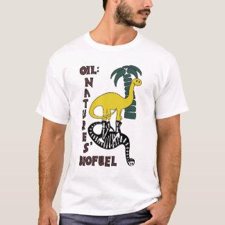 Oil: Nature's Biofuel T-Shirt