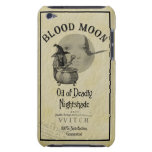 Oil of Deadly Nighshade iPod Case iPod Case-Mate Case