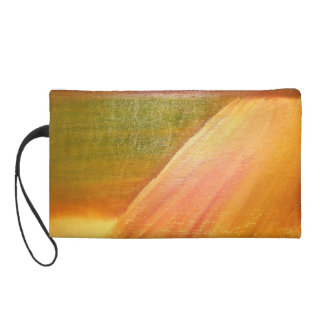 """Oil on Birch 2"" design by LeanneSari Wristlet Purse"