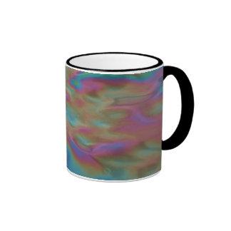 Oil On the Street Mug