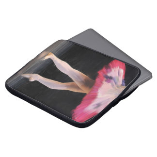 Oil Painted Ballet Laptop Case Laptop Sleeves