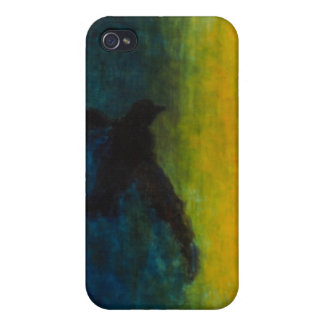 "Oil Painting ""Falling"" iPhone 4 Case"