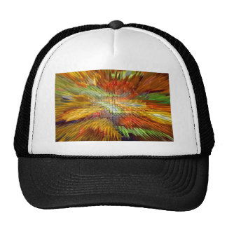 oil painting modern abstract fine art paintings trucker hat