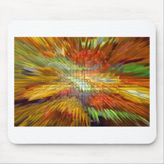 oil painting modern abstract fine art paintings mouse pads