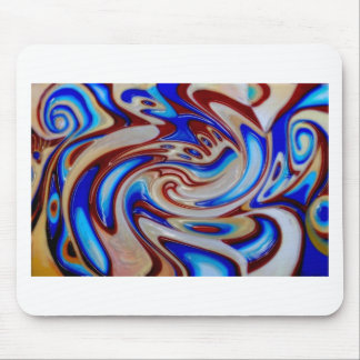 oil painting modern abstract fine art paintings mousepad